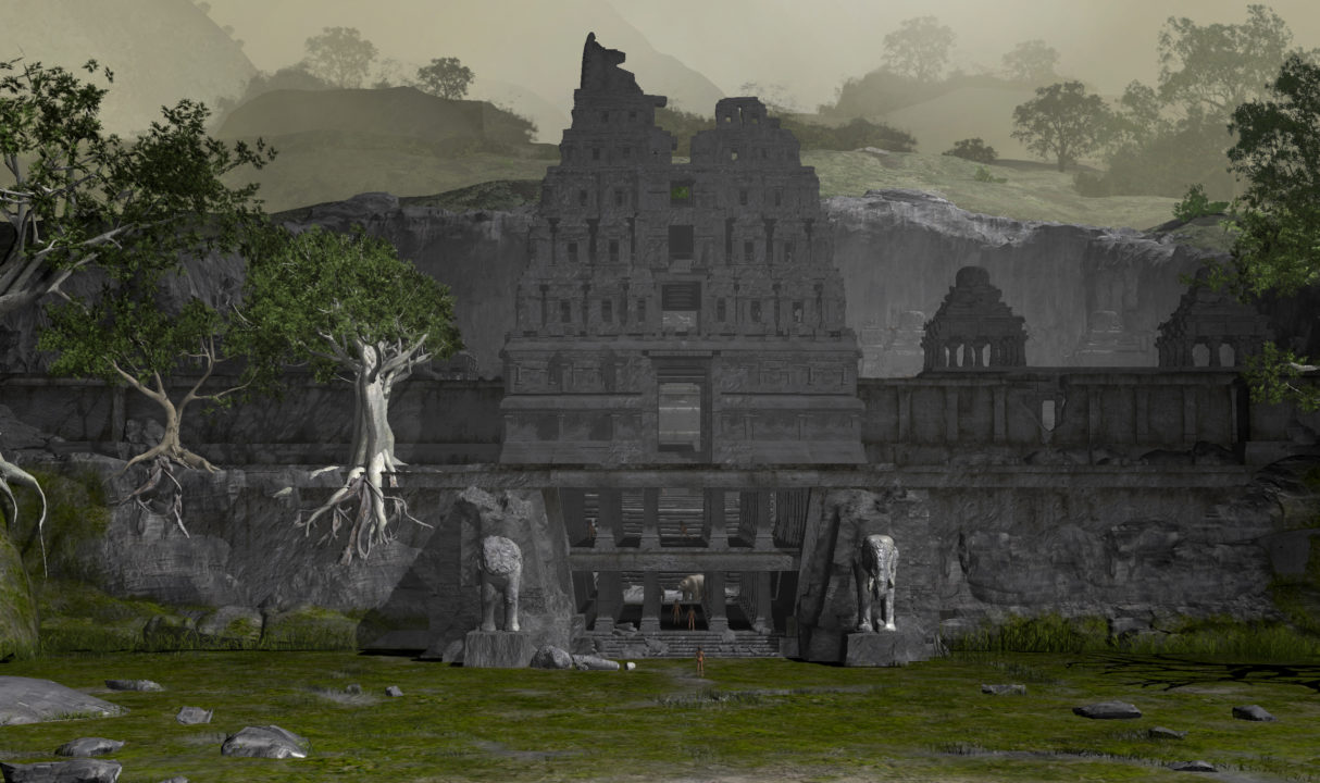 """The Third Floor provided virtual production for Disney's """"The Jungle Book"""""""