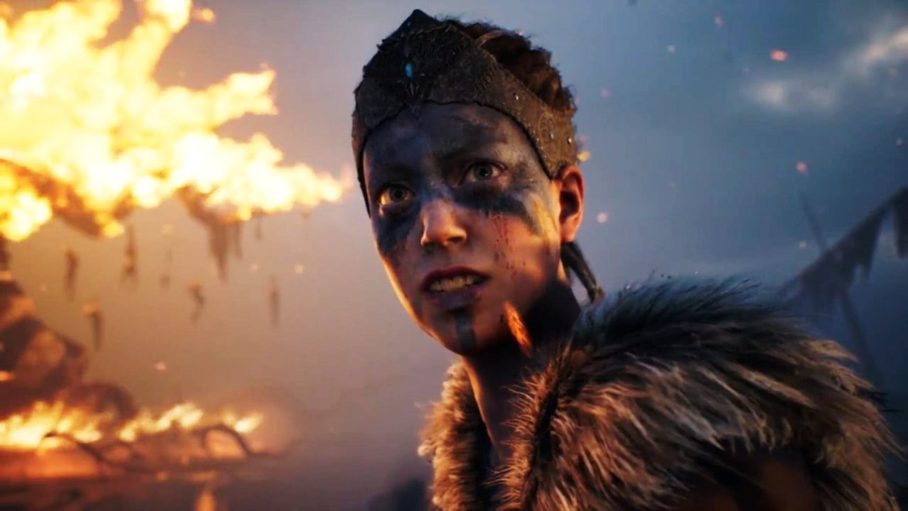 'Hellblade' showcases the great strides Epic Games has made in VR facial animation. Epic Games CTO   Kim Libreri also spoke on the panel.