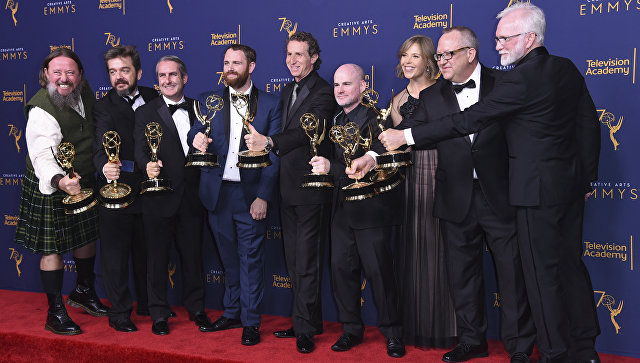 Game of Thrones Wins 2018 Creative Emmy Award for Outstanding VFX