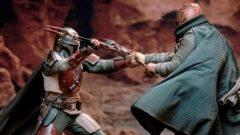 the mandalorian, fight scene, disney+